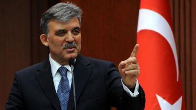 Abdullah Gül: Türkiyənin yeni islahat prosesinə girməsi lazımdır