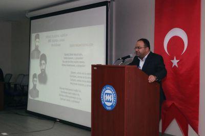 Mirzə Ələkbər Sabir İstanbulda anılıb - FOTOLAR