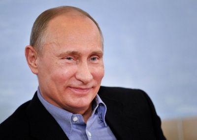 Vladimir Putin: Bunların hamısı birgə uğura aparır