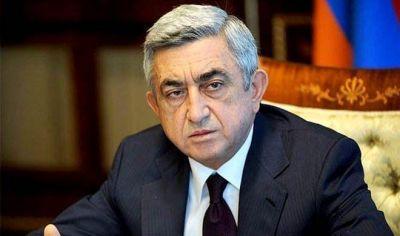 """Erməni əsgər anası: """"Sərkisyan oğlumun qatilinə medal verdi"""""""