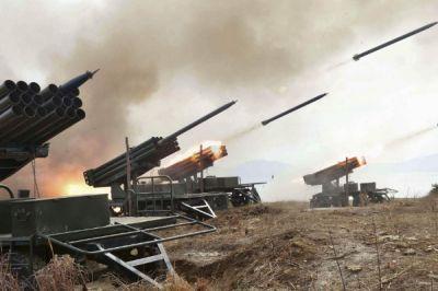 ABŞ və Şimali Koreyanın hərbi gücləri - ŞOK RƏQƏMLƏR