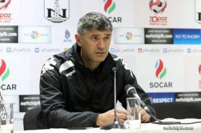 """Elxan Abdullayev: """"Neftçi""""də öz işimin 30 faizini görmüşəm"""