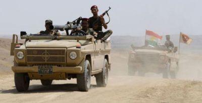 Suriya ordusu 17 İŞİD üzvünü öldürüb