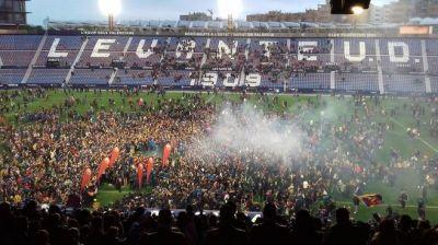 """""""Levante""""  La Liqaya yüksəlib"""