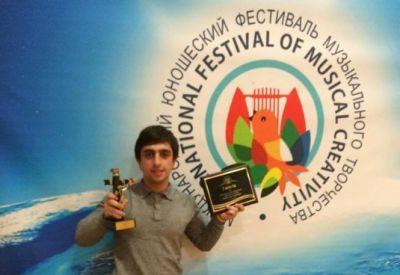Xoreoqrafiya Akademiyasının komandası beynəlxalq festivalın qalibi olub