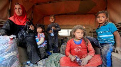 Около 370 тысяч жителей Мосула покинули дома с начала операции против ИГ