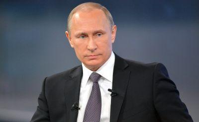 Работа Путина одобрена большинством россиян