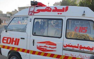 Взрыв в Пакистане, есть погибшие