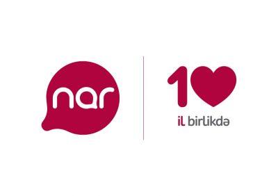 В честь своего 10-летия Nar дарит ценные подарки своим постоянным клиентам