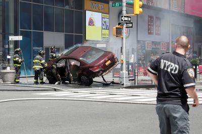 Nyu-Yorkda dəhşətli qəza: 1 nəfər ölüb, 13 nəfər yaralanıb