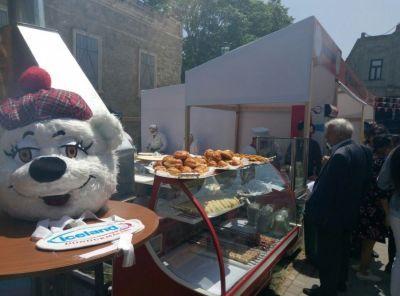 В Азербайджане открылся первый Street Food Festival