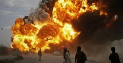 Əfqanıstanda avtobus partladıldı: 11 nəfər öldü