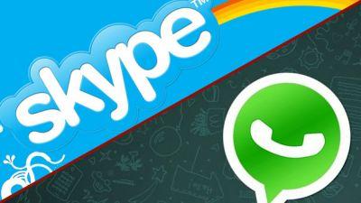 """""""WhatsApp"""" və """"Skype"""" məhdudiyyətlər tətbiq edəcək AÇIQLAMA"""