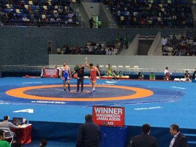 Cəmaləddin Məhəmmədov İslamiadanın finalına yüksəlib