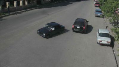 Toy karvanında avtoxuliqanlıq edən sürücü saxlanılıb