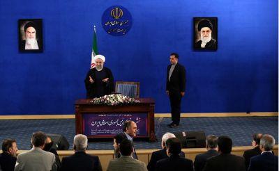 """Ruhani açıqladı: """"Azərbaycan İranın çox yaxşı qonşusu və dostudur"""""""