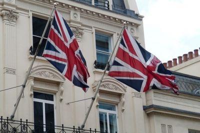 В посольстве Великобритании в Баку будет открыта книга соболезнований