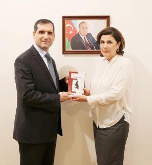 Посол Турции посетил Центр перевода