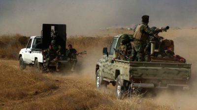 İŞİD-in Mosuldakı qərargahı məhv edilib