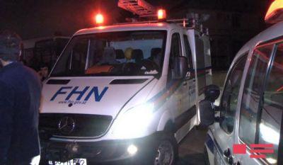 Nərimanov rayonunda top mərmisi tapılıb