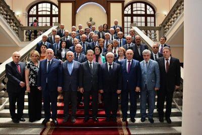 Состоялось расширенное заседание Президиума