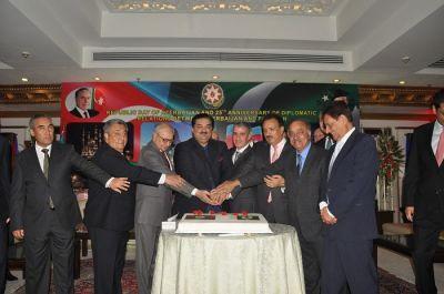 İslamabadda 28 May - Respublika Günü münasibətilə qəbul keçirilib - FOTOSESSİYA