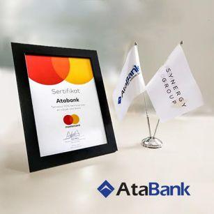 ОАО «АтаБанк» получил специальный приз от MasterCard