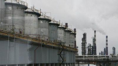 Взрыв на нефтебазе под Петербургом, есть погибшие
