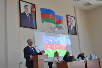 Şəmkirdə 28 May Respublika Günü qeyd olunub