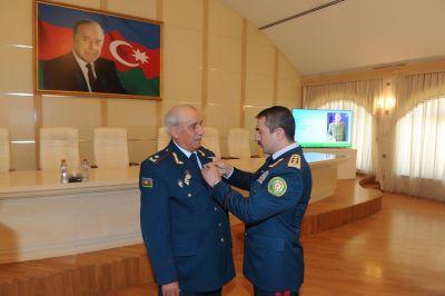 General-mayor Abbasəli Novruzovun 80 illik yubileyi qeyd olunub - FOTOSESSİYA