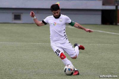 """""""Neftçi""""nin futbolçusu Gürcüstan millisinə dəvət edilib"""