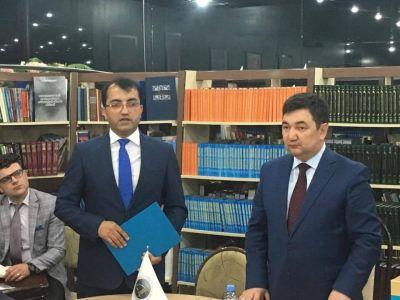 BTA və MEMM arasında əməkdaşlıq memorandum imzalanıb - FOTOLAR