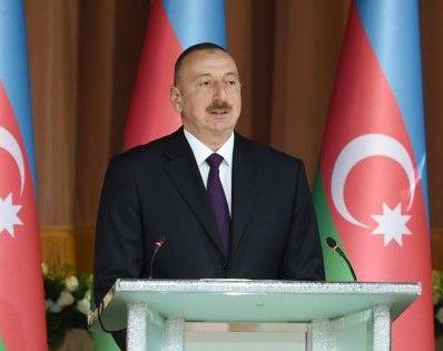 """Prezident: """"Ölkələr bir-birinin işinə qarışmasalar onda nə müharibə, nə münaqişə olacaq"""""""
