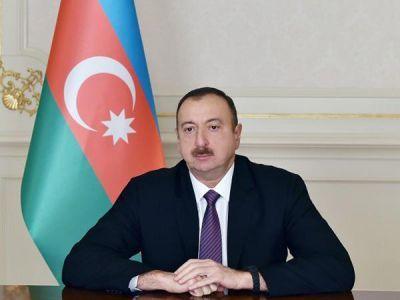 Ильхам Алиев принес соболезнования Эмили Бенеш