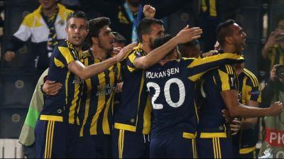 """""""Fənərbaxça"""" """"Trabzonspor""""la bacarmadı"""