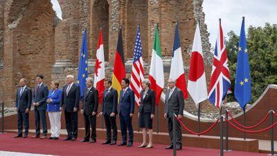 İtaliyada G7 sammiti başa çatıb