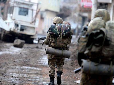 10 PKK terrorçusu məhv edilib