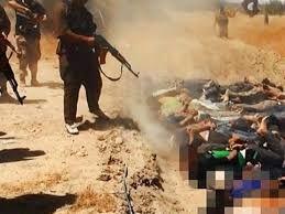 İŞİD 19 dinc sakini öldürüb