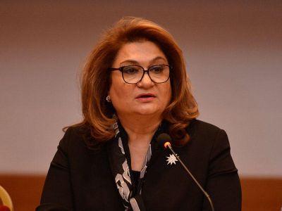 """Hicran Hüseynova: """"Azərbaycanda gender bərabərliyi gücləndirilib"""" - TƏDBİR"""