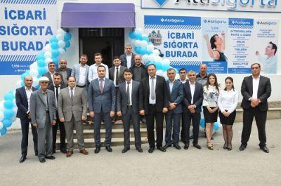 """""""AtaSığorta"""" regionlarda filialların açılışını davam etdirir"""